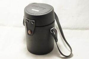 """Konica Lens Case for 135mm F3.5 """"Good"""" [K-3]"""