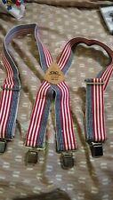 "CLC Work Gear 110BLU 2"" Wide Blue Work Suspenders"