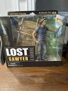 lost sawyer series 2 action figure