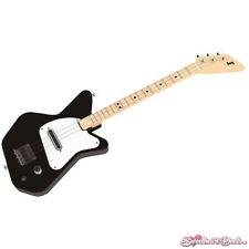 Loog Pro 3-Stringed Solidbody Electric Guitar - Black