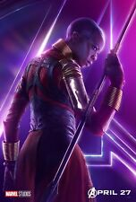 - Falcon Avengers: Infinity War Movie Poster 24x36 Anthony Mackie v14