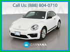 2017 Volkswagen Beetle - Classic 1.8T Classic Hatchback 2D Backup Camera Bluetooth Wireless Alloy Wheels Daytime Running Lights ABS