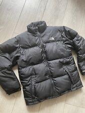 North Face Black Boys Large Jacket Puffer