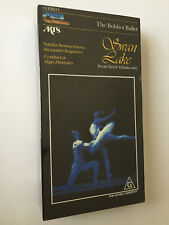 THE BOLSHOI BALLET~SWAN LAKE~BESSMERTNOVA & BOGATIREV~ NEW/SEALED RARE VHS VIDEO