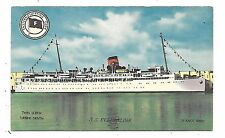 S. S. EVANGELINE Eastern Shipping Corp