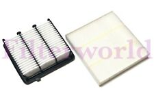 Combo Set Engine & Cabin Air Filter For Honda Accord 2.0L Turbo 18-20 US Seller