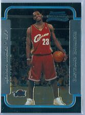 Bowman Lebron James Basketball Trading Cards For Sale Ebay
