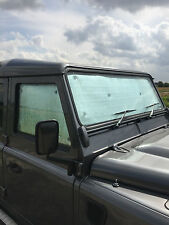 Thermal Window Blinds 90/110 Front Land Rover Defender, Camping,Overland