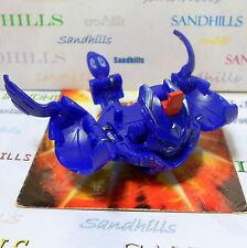Bakugan Strikeflier Blue Aquos Gundalian Invaders DNA 800G & cards