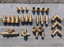 KONVOLUT 24ST Rehau Rautitan Fittings - Universalsystem für Trinkwasser Heizung