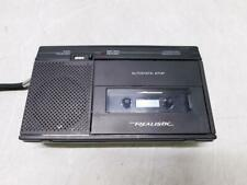 Realistic Ctr-58 Model 14-100B Compact Cassette Recorder