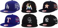 New MLB New Era Fine Side 9FIFTY Snapback Cap Hat