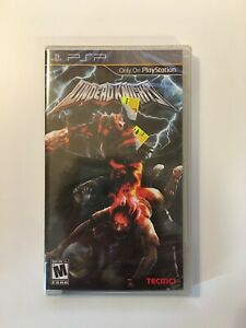 Undead Knights (Sony PSP, PlayStation Portable 2009) Tecmo - NEW SEALED