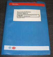 Werkstatthandbuch VW Passat B4 Typ 3A 5 Gang Getriebe 02C Synchro Allrad ab 1994