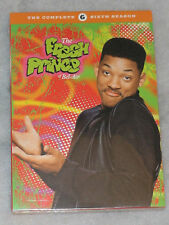 The Fresh Prince of Bel-Air: The Complete Sixth Season 6 - DVD Box Set - SEALED