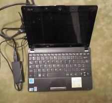 """ASUS EEEPC 1Go PC2 6400 160Go HDD 11"""" LED chargeur d'origine Batterie OK"""