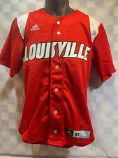LOUISVILLE Cardinals Adidas #24 Jersey Size 32