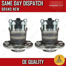 X2 VAUXHALL VECTRA B 1.6,1.8,2.0,2.2,2.5 REAR WHEEL BEARING 5 STUD WITH ABS