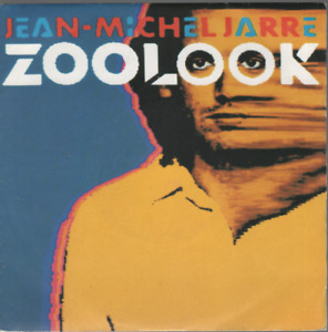 "Jean Michel Jarre Zoolook 45T 7"" Inch SP 45 Tours"