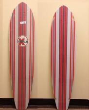 "Triple X ""The Ginger"" Longboard Skateboard DECK/Stand Up Paddle/Land Paddler/SUP"