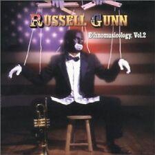 Vol. 2-Ethnomusicology - Russell Gunn (2001, CD NIEUW)