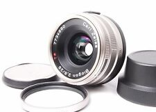 *Excellent++ Contax Carl Zeiss Biogon f2.8 28mm with filter