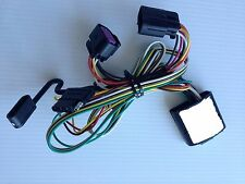 Can-Am Spyder f3 2015 Trailer quick connect 4 flat pins wiring harness