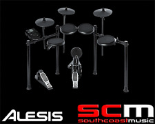 ALESIS NITRO KIT Eight-Piece Electronic Drum Kit, Nitro Module & FREE HEADPHONES