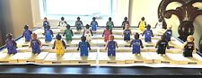 Rare Official NBA LEGO Minifigures Complete Set Lot 24 Kobe Bryant Shaq Iverson
