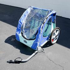 Used InStep Take 2 Bike Trailer/ Child Seats/ Kids Trailer Cycling Cruiser
