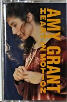Cassette Amy Grant Heart in Motion SEALED Baby Baby Every Heartbeat Hope High