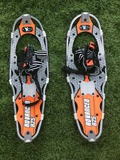 Yukon Charlie's 80-3002K Advanced Snowshoe Snowshoes 825 Orange YC