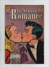 Hi-School Romance #52 - Home/Harvey Comics - (Grade 5.0) 1956