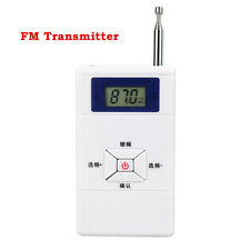 Portable mini FM Transmitter Personal Radio Station Audio Converter 70-108MHz BC