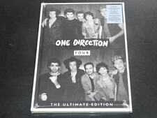Four [Deluxe Yearbook Edition] by One Direction + 4 Bonus Tracks