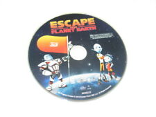 3D Movie Blu Ray ESCAPE FROM PLANET EARTH DISC ONLY *