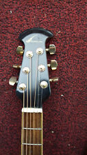 OVATION Electro ACOUSTIC    no reserve   unknown model ????  LOW RESERVE  7 days