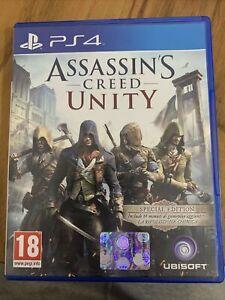 Assassin's Creed Unity PS4 USATO