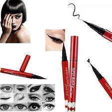 Waterproof Eyebrow Liquid Eyeliner Pencil Eye Liner Pen Black Makeup
