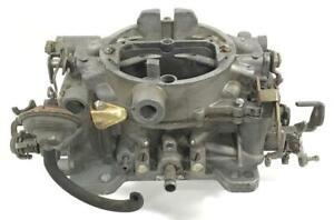 Used 1958-65 Mopar Chrysler 318 383 413 V8 Carter Carburetor 4200S Dated E1