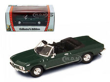 1969 CHEVROLET CORVAIR MONZA GREEN 1/43 MODEL CAR BY ROAD SIGNATURE 94241