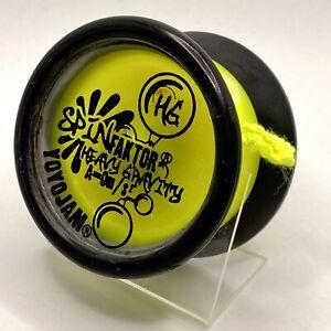 99¢ SALE - RARE YoYoJam Spinfaktor HG Heavy Gravity Yo-Yo yoyo 🪀
