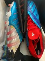 Adidas £300 PREDATOR ARCHIVE FIRM GROUND Football BOOTS EH2562 Size UK 11 NEW