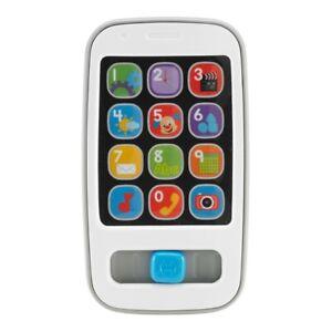 Mattel Fisher-Price Lernspaß Smart Phone Lernhandy Kinder Spielzeug Telefon