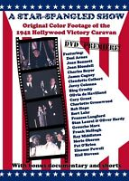 Hollywood Victory Caravan - A Star Spangled Show DVD Laurel Hardy Cagney Groucho