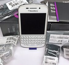 BLACKBERRY Q10 16GB SMARTPHONE 8MP KAMERA LTE QWERTY TASTATUR PURE WHITE NEU OVP
