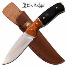 Coltello Elk Ridge Compact Hunter Knife Full Tang Soccorso pesca Caccia