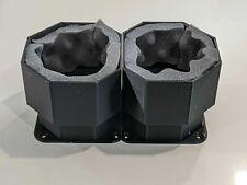 Mega Max Airflow for double fan 120mm. Noise reducer - SOUND FOAM (2 pieces)
