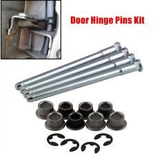 Door Hinge Pins Kit 2 Door 4 Pin for 1994-2004 Chevy S10 & GMC S15 Pickup Truck