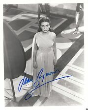 Jean Simmons autographed 8x10 photo Amazing Pose Andrcoles+The Lion